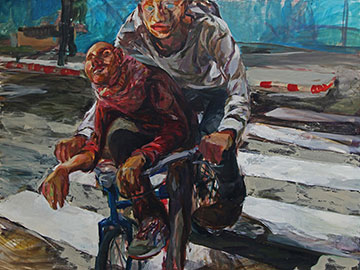 Bike - Alma Itzhaky | עלמה יצחקי