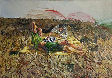 Chess - Alma Itzhaky | עלמה יצחקי